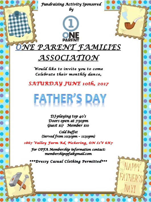 fathers day dance